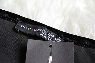 Новый бархатный кроп-топ Atmosphere, фото 3