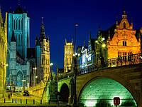 Комбинированные автобусные туры в Бельгию