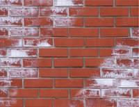 Удаление высолов очистка фасада