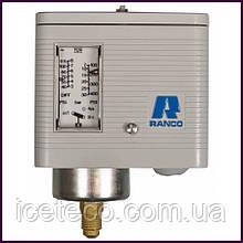 Одноблочное реле давления Ranco 016-H6703 автовозврат
