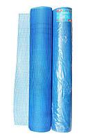 Сетка штукатурная Rubin 50 м, 100 гр м2 синяя