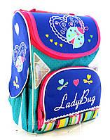 """Ранец ортопедический, каркасный Cool For School 13,4"""" """"Lady Bug"""""""