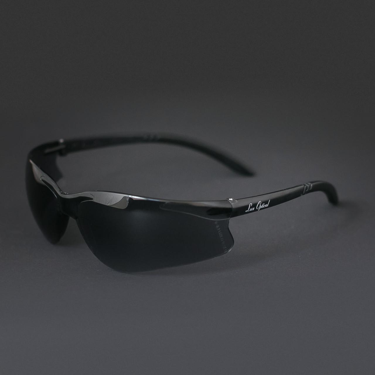 Тактические очки SOFTILUX (темные)