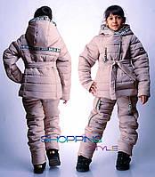 Модный зимний костюм для девочки,р-ры 34,36,38,40,42