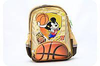 Рюкзак школьный каркасный «Микки Маус» MB0457