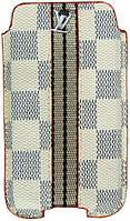 прочее Чехол Case Louis Vuitton Azure Canvas iPhone 4/3GS (A03)