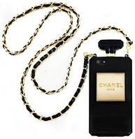 "Chanel Чехол Chanel Parfum Case №5 for iPhone 6 (5.5"") Black"