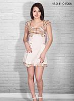 Платье  оптом Кармелита красивое, модное, фасон в размерах 44, 42 по  распродаже