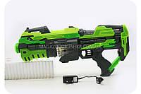 Бластер аналог Nerf с поролоновыми пулями FJ553