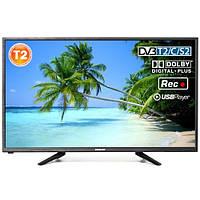 Телевизор Romsat 32HMT16082T2   LED, HD, T2, PVR-ready