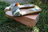 Женские шлёпанцы на низком ходу, фото 2