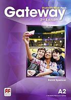 Учебник Gateway 2nd edition A2 Student's Book Pack