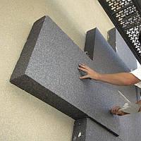 Утеплитель Neopor, Формованные плиты с замками 25кг/куб EPS 150 1000х500х50мм