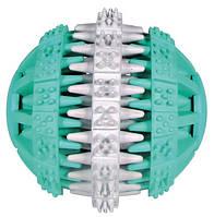Игрушка Trixie Mintfresh Ball для собак, с ароматом мяты, 7 см