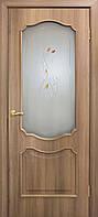 Межкомнатные двери Омис Прованс ПВХ СС+КР (дуб золотой)