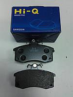 "Колодки тормозные передние ВАЗ 2108-099, ВАЗ 2113-2115 ""Hi-Q"" SP1181 - производства Корея"