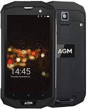 """Смартфон AGM A8 протиударний (""""5-екран, пам'яті 3/32, акб 4050 маг)"""