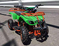 Электрический квадроцикл VIРER EATV 90505 (1000 W оранжевый***