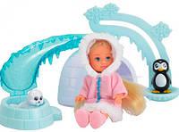 Кукольный набор Эви Друзья арктики, Steffi & Evi Love