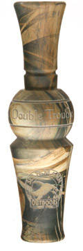 Манок на утку Double Trouble 'Timber' Duck Call Max HD ABS, фото 2