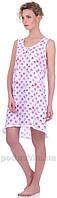 Ночная сорочка Miss First Smile розовая XL