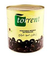Маслины черные резаные Испания 3,1 кг
