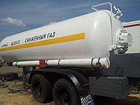 Полуприцеп-цистерна 25м3