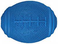 Мяч Trixie Snack Rugby Ball для собак регби резиновый, 10 см, фото 1