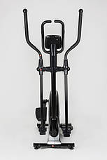 Орбитрек Hop-Sport HS-060C Blaze iConsole+ silver, фото 2