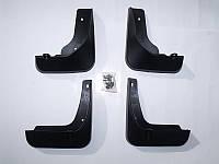 Комплект модельных брызговиков Camry 2013+ (4шт)