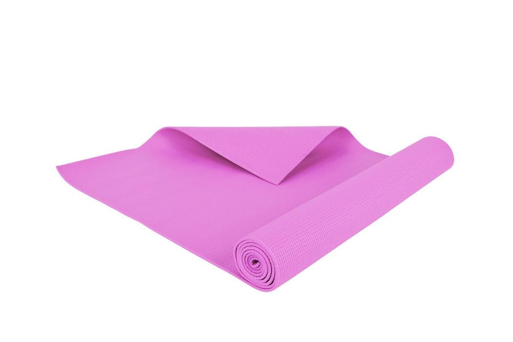 Мат тренировочный, 3 mm (розовый)