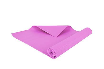 Мат тренировочный, 3 mm (розовый), фото 2