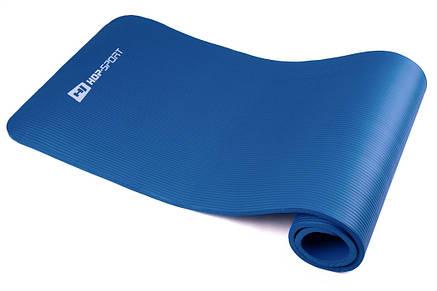 Мат для фітнесу HS-4264 1 см blue, фото 2
