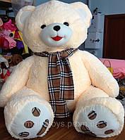 Мягкая плюшевая игрушка Большой медведь Рудик,150 см