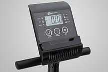 Горизонтальный велотренажер Hop-Sport HS-65R VEIRON silver/black , фото 3