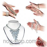 Набор для изготовления бижутерии, фурнитура для бижутерии, бижутерия своими руками, бижуте 1000578