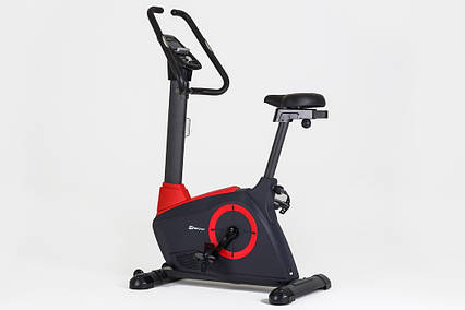 Велотренажер HS-080H Icon iConsole+ black/red, фото 2