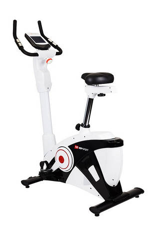 Велотренажер Hop-Sport HS-090H Apollo EMS white , фото 2