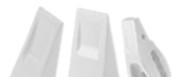 ИЗНОС ДЕТАЛЕЙ Зубья, адаптеры, ножи, Кантональное и износостойкие детали для ковшей.
