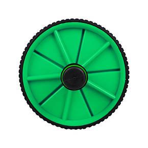 Ролик для преса Hop-Sport green, фото 2