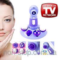 Чистка лица в домашних условиях, система для косметологической чистки, Приборы для массажа 4000348