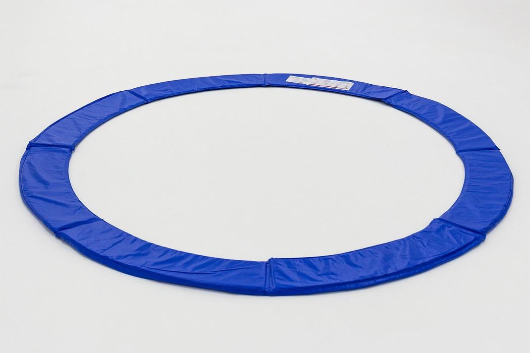 Накладка на пружины 8ft 244 см blue
