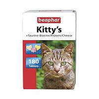 Beaphar Kittys Mix Витамины для кошек 180таб (12506)