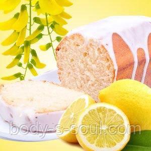 Косметические отдушки для мыла, свечей, косметики ручной работы Лимонный кекс