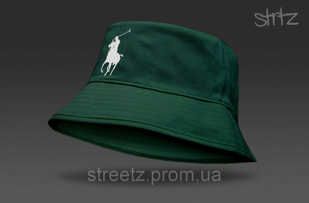 Панама Polo Bucket Hat