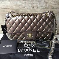 Сумка  Шанель Chanel классика Люкс копия Живые фото