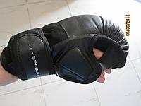 Перчатки для единоборств, рукопашного боя (кожа) Boxing
