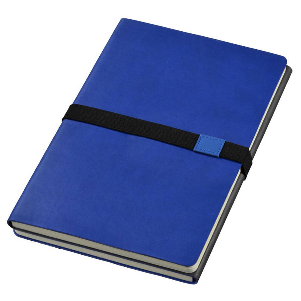 Записная книжка А5 'Doppio' (JournalBooks)