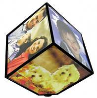 Фоторамка куб вращающийся