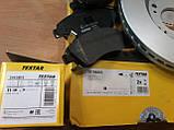 Тормозные колодки Textar (страна Германия) - дисковые, барабанные, передние и задние, фото 2